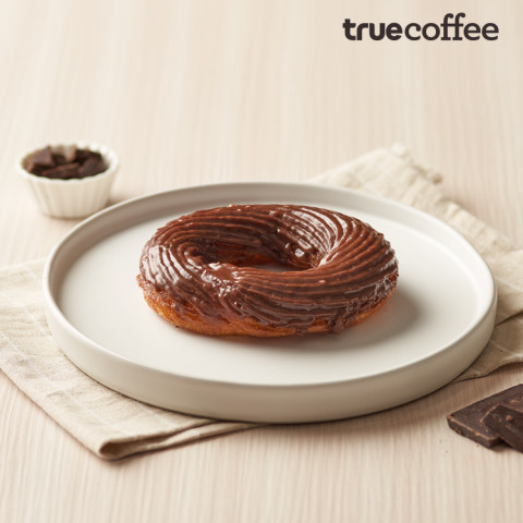 Chocolate French Cruller