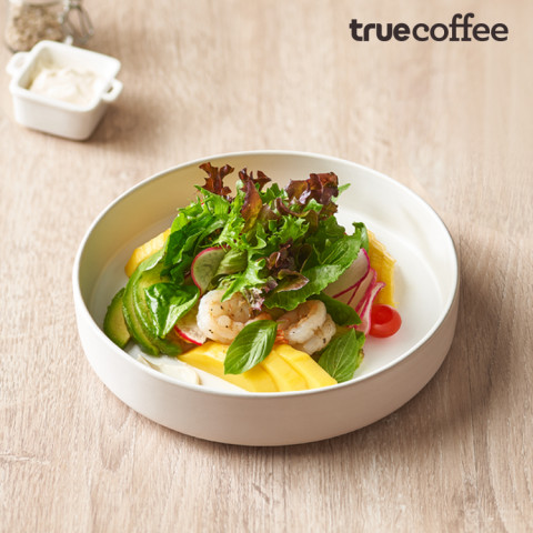 Prawn Mango Avocado Salad
