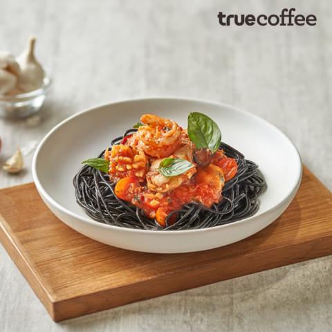 Black Ink Arrabbiata Seafood