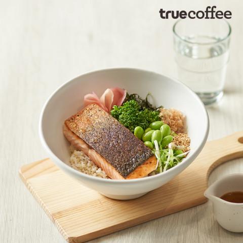 Salmon Miso Rice