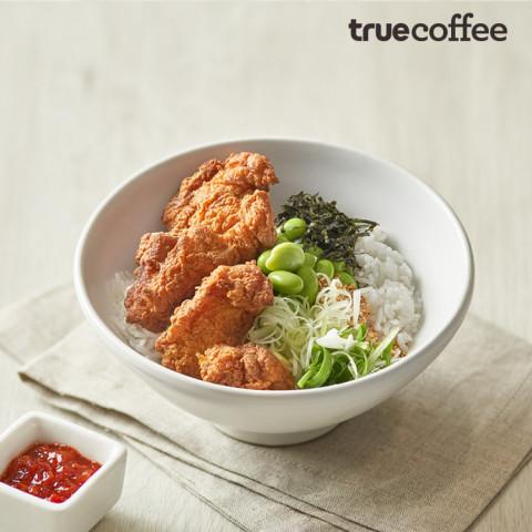 Chicken Karaage Rice