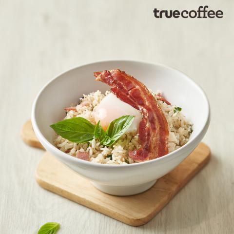 Olio Bacon Fried Rice