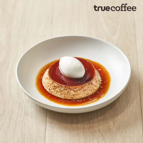 TrueCoffee Crème Caramel Custard