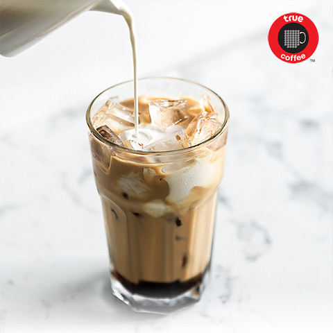 True Signature Iced Coffee
