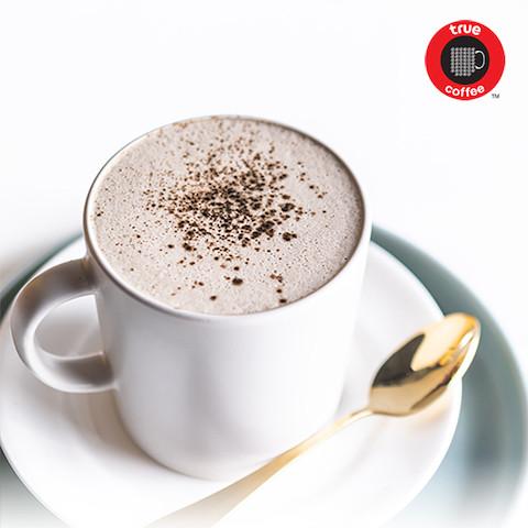 Hojicha Tea latte