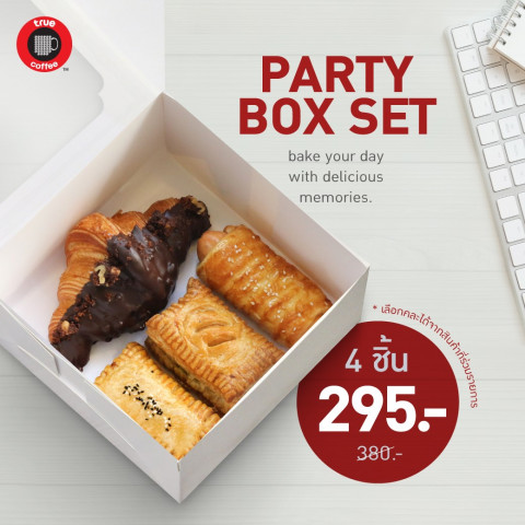 Party Box Set
