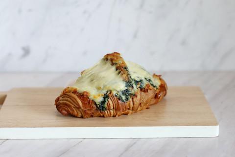 Chicken Spinach Croissant
