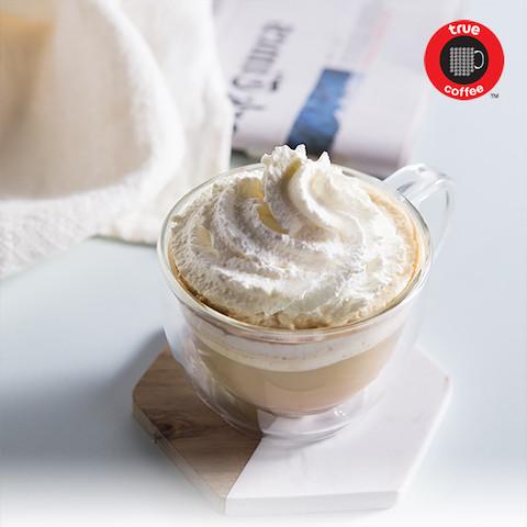 English Toffee Latte