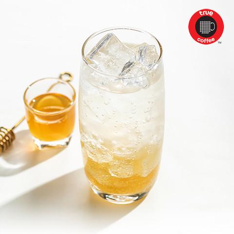Fizzy Honey Lemon