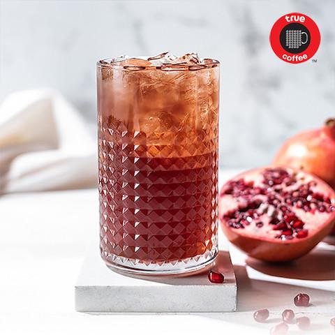 lced Ruby Tea