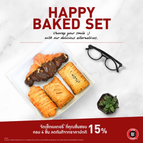 Happy Baked Set